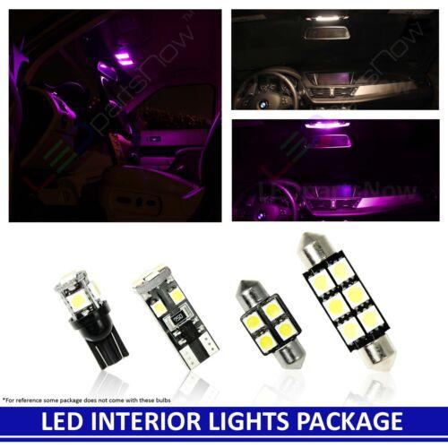 Reverse Lights 2012-2016 VW Volkswagen Beetle PURPLE LED Interior