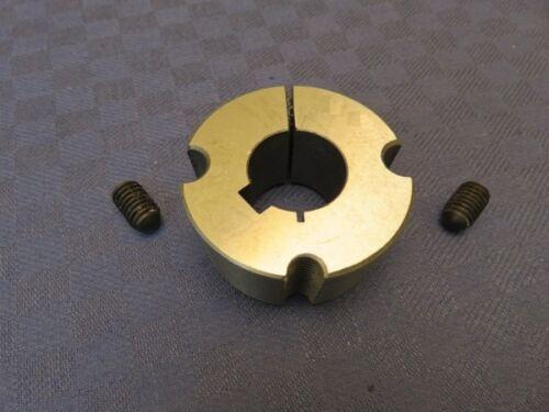 Taper hembra 1108 lxdxd 20,3x38,38x36mm taladro 19mm con paßfedernut según DIN