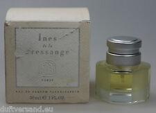Ines de la Fressange 30 ml Eau de Parfum EdP Spray Verp. m. Lagerschaden!