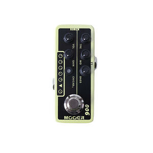 Mooer-Preamp-006-US-Classic-Deluxe-Digital-Micro-PreAmp