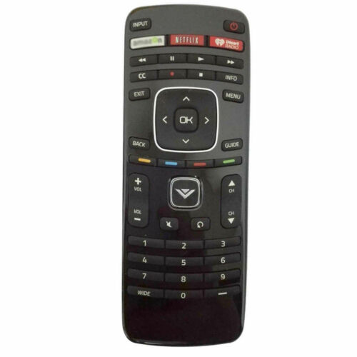 New XRT112 Remote Control for VIZIO Smart TV D650I-B2 E231I-B1 E241I-A1 E320I-A0