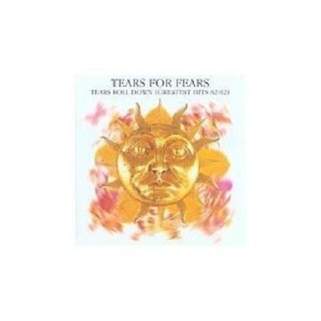 "TEARS FOR FEARS ""TEARS ROLL DOWN 1982-1992"" 2 CD NEU"