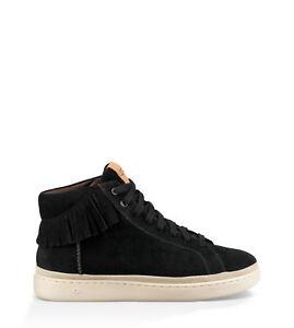 3fa8f0ed2b3 UGG Cali Sneaker High Fringe Suede (1020137) New-Sz:12-Rare ...