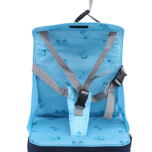 Portable Baby Travel High Chair Waterproof Feed Foldable Kids Safe Chairs 8C
