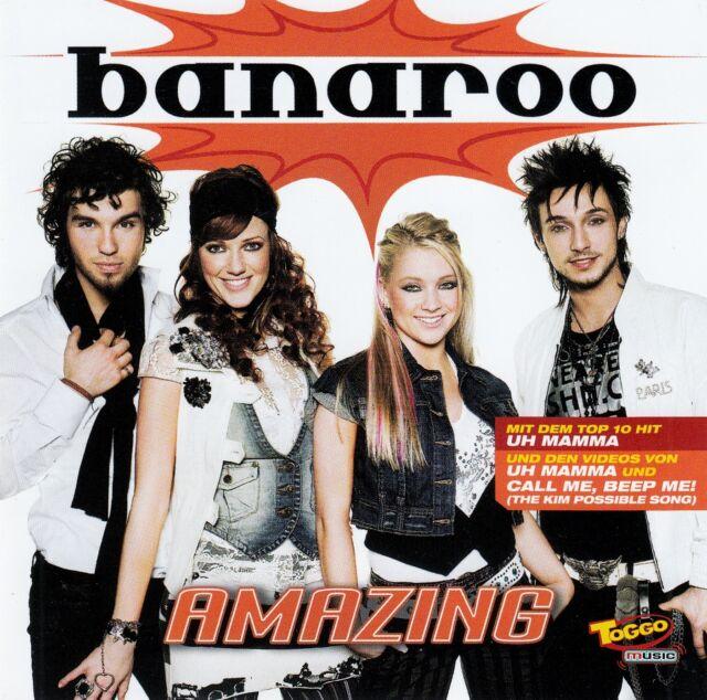 BANAROO : AMAZING / CD - TOP-ZUSTAND
