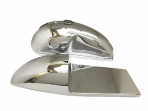 New Benelli Mojave Caferacer 260 360 Chrome Fuel Tank Seat Hood + Cap & Tap