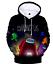 Among Us 3D Printing leisure Herren Hoodie Sweatshirt Hood Jumper Pullover