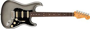 Fender American Professional II Stratocaster HSS Mercury Rosewood