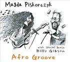 Afro Groove [Digipak] * by Magda Piskorczyk (CD, 2011, 2 Discs, Artgraff)