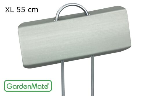 GardenMate® 25er Set Pflanzschilder Poster XL aus Metall
