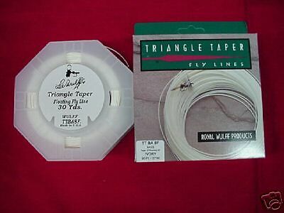 Royal Wulff Fly Line  Bass Triangle Taper GREAT NEW NEW NEW 77a6ca