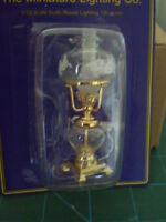 Dolls House Lighting 1/12th Scale Table Lamp