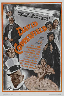 David Copperfield Lionel Barrymore movie poster #2