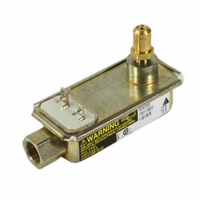 Frigidaire Range Safety Valve P# 3203459