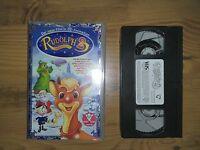 VHS-Kassette- Rudolph mit der roten Nase 2 (Spielzeugdieb)