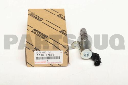 1533022060 Genuine Toyota VALVE ASSY  CAM 15330-22060