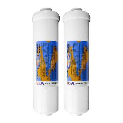 K5555 JJ Inline mixed bed DI resin filter RO//DI
