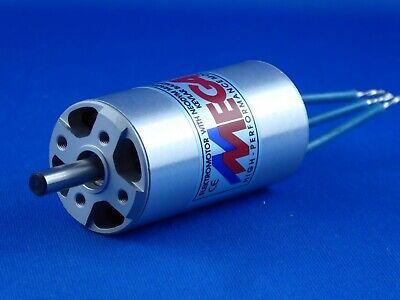 pour modèles jusqu/'à 2,5 kg 3 Li Inrunner Moteur électrique Brushless Mega f5j 16//30//3ce