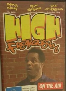 HIGH-FREAKQUENCY-MARCUS-CHONG-DEON-RICHMOND-VGC-All-Zones-Free-PriorityPos