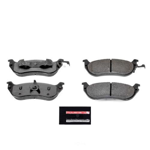 Disc Brake Pad Set Rear Power Stop Z36-881