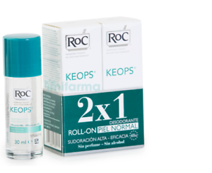Roc-Deodorant-Keops-Rouleau-On-30-30-ML-non-Shipping
