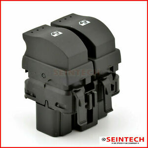 Interruttore-di-controllo-Finestra-Elettrico-Anteriore-Destro-Per-Renault-Clio-II-2-8200060045