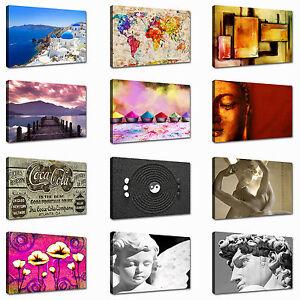 Quadro-moderno-cm-100x70-Stampa-su-tela-Canvas-Quadri-Moderni-Astratti-XXL-Arte
