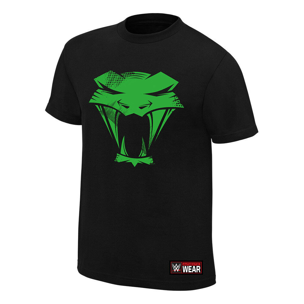 Official WWE - Randy Orton  Strike Strike Strike  Alternate Authentic T-Shirt | Elegant und feierlich