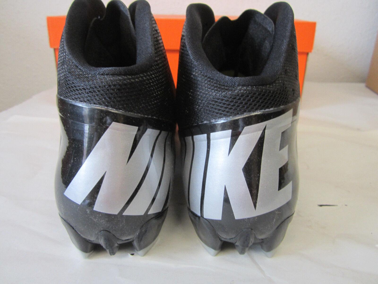 Nike a vapore (3   4 td td td football coi tacchetti nero   argentoo metallico 511339 001 scarpe | adottare  | Eccellente qualità  | Grande Svendita  ed4fb0