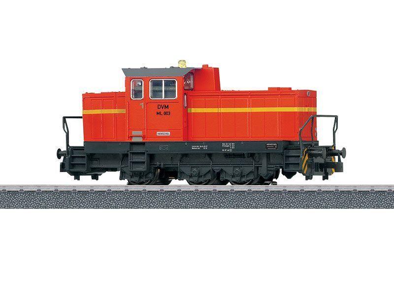 Märklin h0 36700-diesel-rangierlokomotive dhg mercancía nueva 700