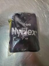 Free Shipping!! 3 pair Ansell HyFlex 11-841 Foam Nitrile Gloves Medium size 8