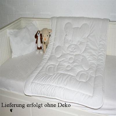 40x60 Bärchenmotiv Baby Bettdecke Kinder Bettdecken Set 100x135