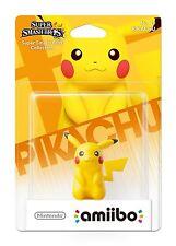 Wii U / 3DS Amiibo Pikachu No. 10 Nintendo Amiibo (New)