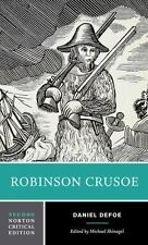 Robinson crusoe (norton critical editions) by shinagel, michael.