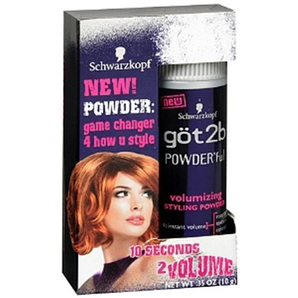 e5be68d402 Schwarzkopf Got2b Powder'ful Volumizing Styling Powder .35oz ...
