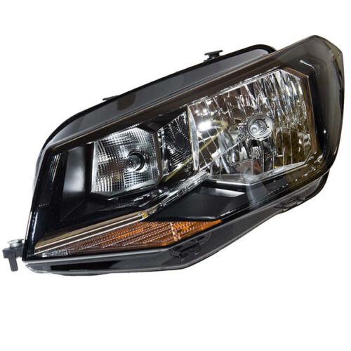 Hella 1LD 012 286-031 Left Passenger Side NS Headlight Headlamp Single H4