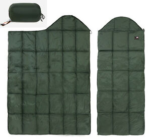 US Military Cold Winter Camping Quilt Down Sleeping Bag Outdoor ... : camping quilt - Adamdwight.com
