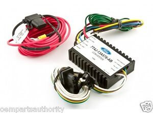 oem new ford edge, escape, flex 4-pin trailer hitch wiring ... reproduction wiring harness for ford trucks