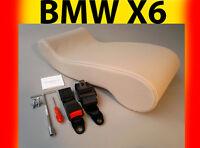 BMW X6 conversión asiento trasero 5 pasajeros. modificación E71