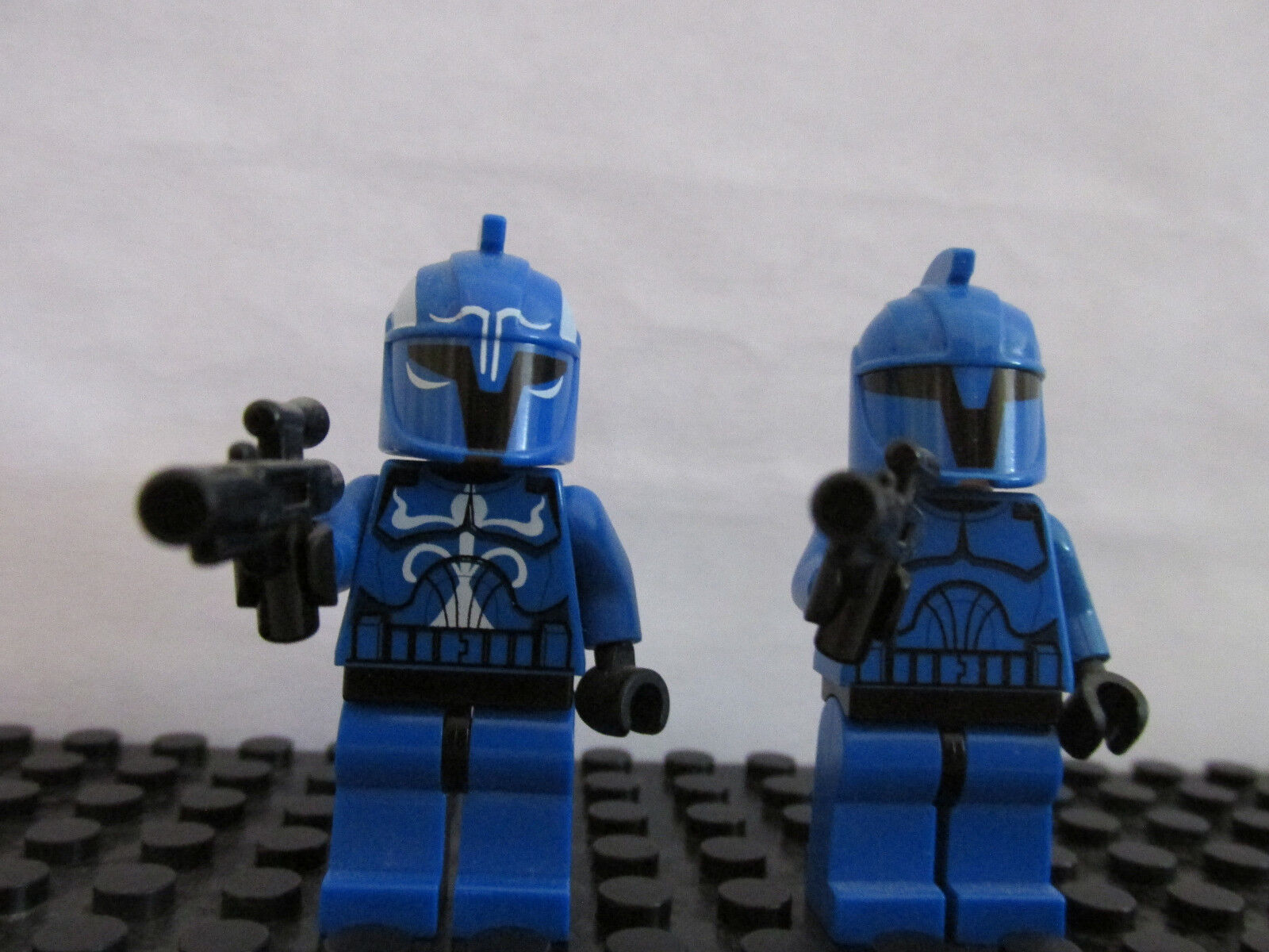 LEGO Star Wars Minifigures -Senate Commando troopers. In Great condition