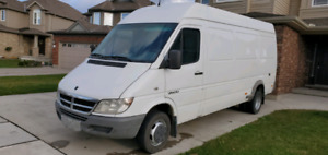 2006 dodge sprinter 3500 extended dually