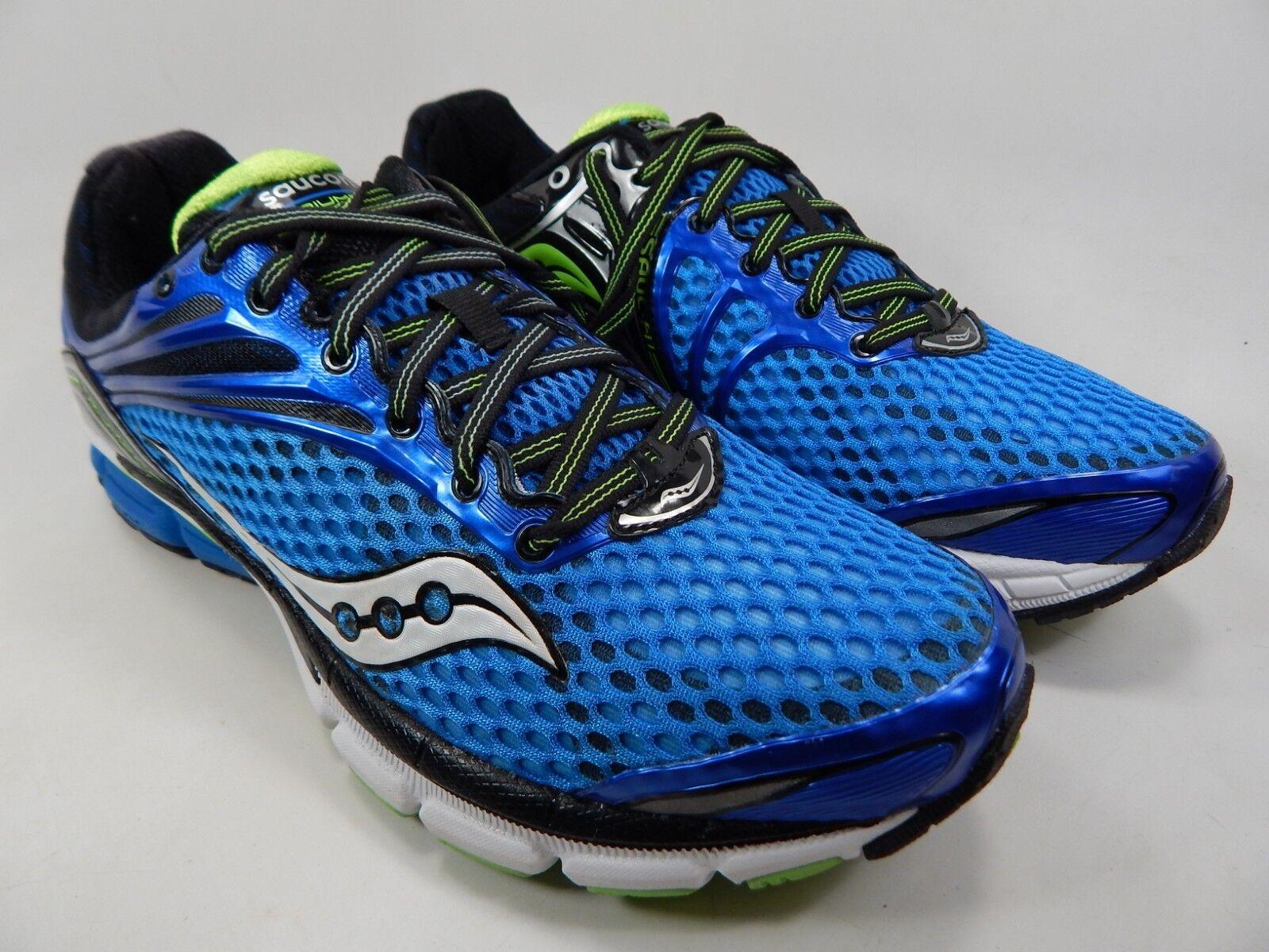 Saucony Triumph 11 (D) tamaño 9 m (D) 11 Para hombres Zapatos para Correr Azul Negro S20223-5 e016cf