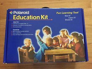 Polaroid-Education-Kit-With-600-Onestep-Express