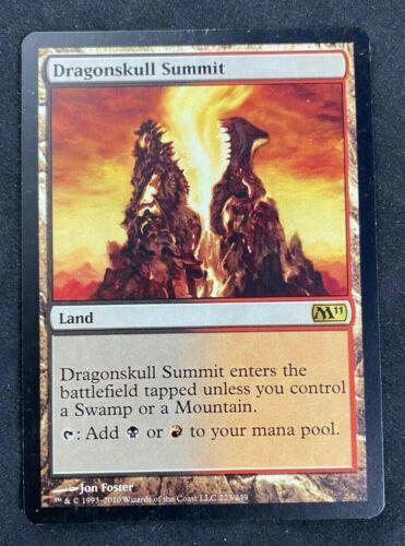 MTG Magic The Gathering Dragonskull Summit Magic 2011 HP