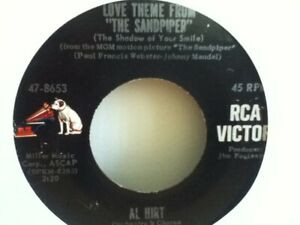 AL-HIRT-7-034-VINYL-SINGLE-LOVE-THEME-FROM-THE-SANDPIPER