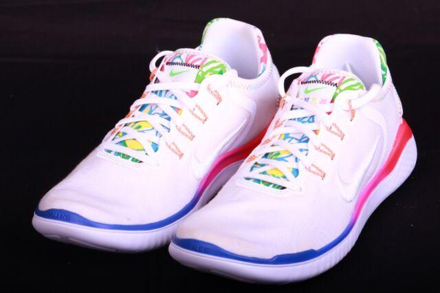 98bc422563c Nike X Flabjacks RN 2018 T-shirt Running Shoes Ah3966 100 Mens Sz ...