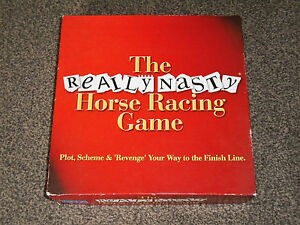 THE-REALLY-NASTY-HORSE-RACING-GAME-2002-EDITION-IN-VGC-FREE-UK-P-amp-P