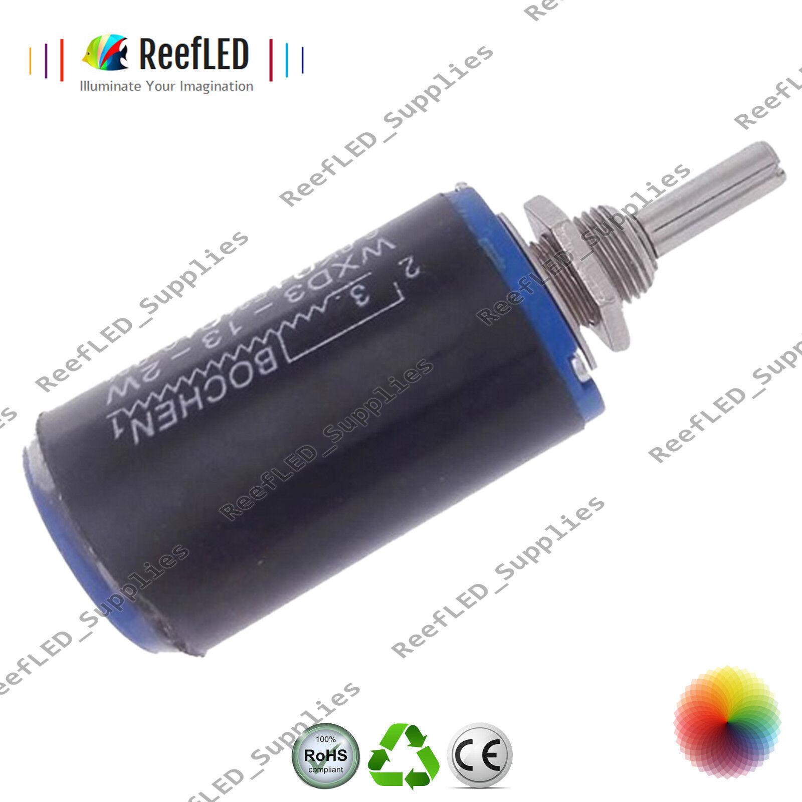 rotatif wxd3-13 2w 2w 2w 10k ohm Mutli tours fil enroulé potentiomètres chaud , 5e9dc7