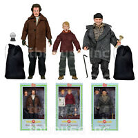 Kevin Harry Marv Figure Set Home Alone Neca Retro-style Clothed Doll Wet Bandits