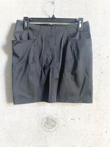 acne studios Black Skirt 38